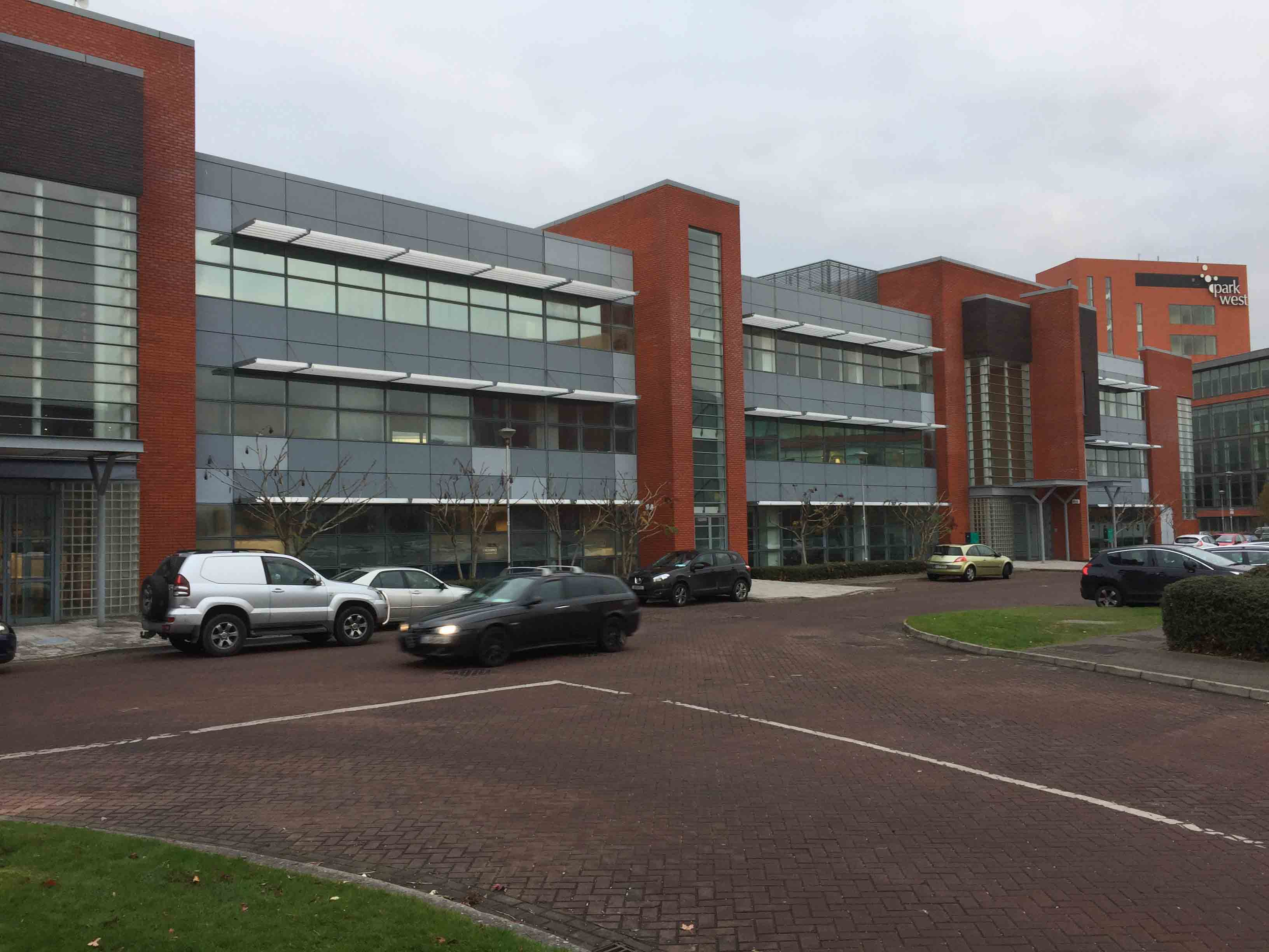 Park West Business Park - Beckett Way